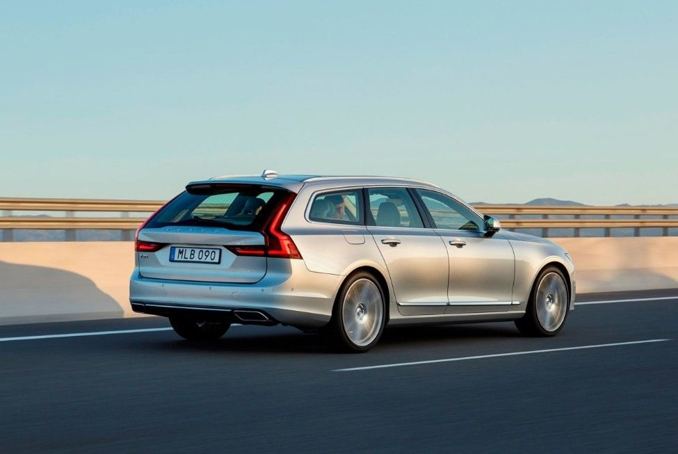 Volvo XC70 2018 - Even though that there's no acceptance