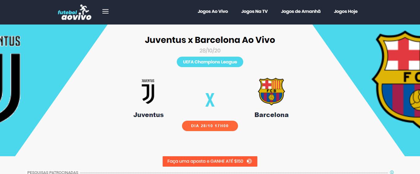 Juventus X Barcelona Ao Vivo Juventus Barcelona Ao Vivo Barcelona