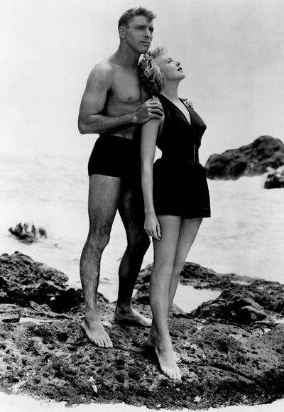 The Most Memorable Swimsuits Ever Deborah Kerr Classic Movie Stars Movie Stars