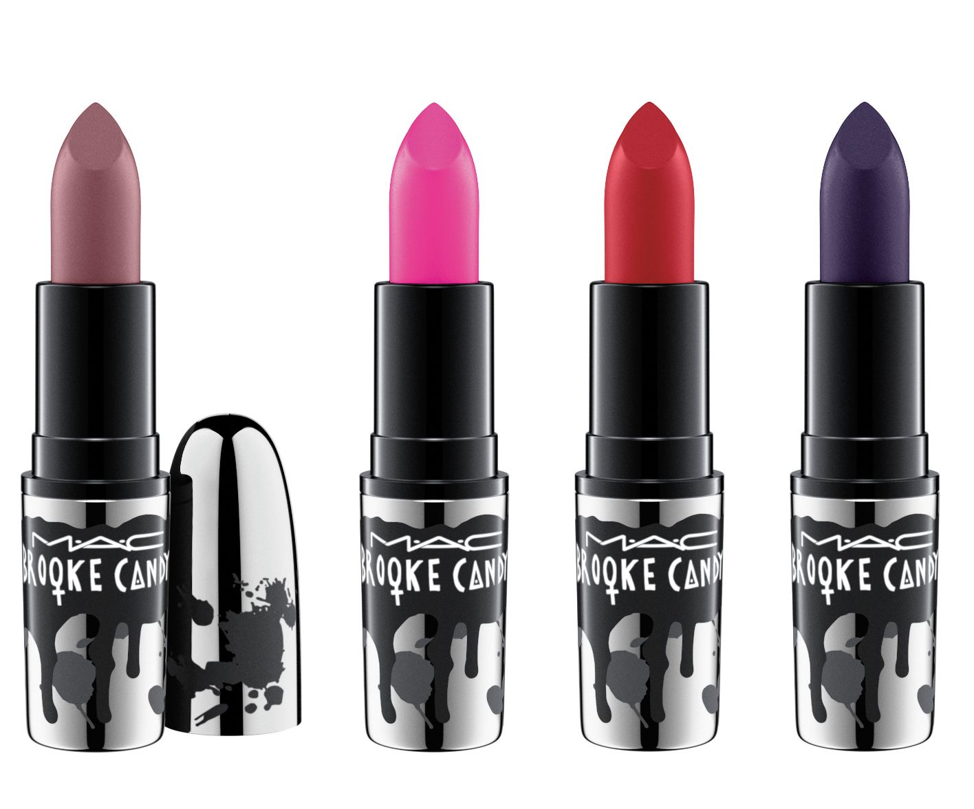 MAC X Brooke Candy Limited Edition