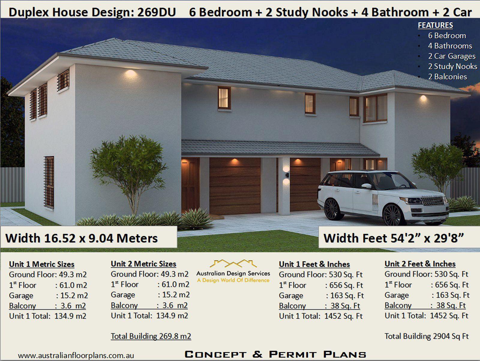 Pin On Duplex House Design