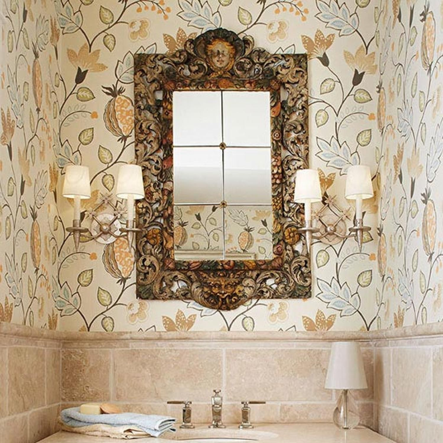 Neutral Colors For Small Powder Rooms: Create A Smashing Powder Room