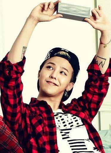 G-Dragon ♡ #BIGBANG // Gmarket X-Mas
