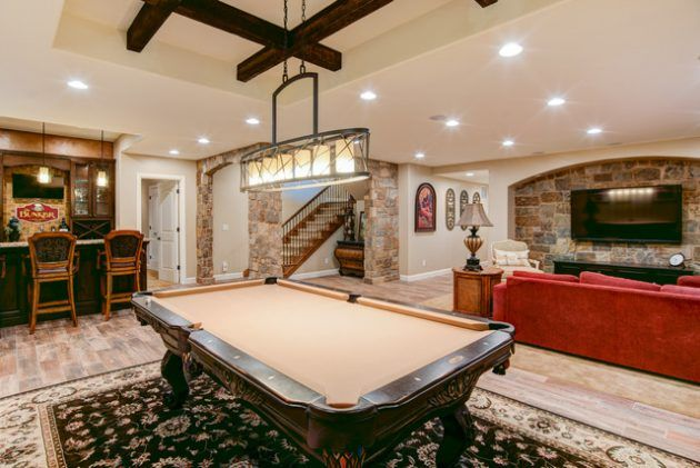 Room · IDEAS TO LIGHT UP YOUR POOL TABLE ...
