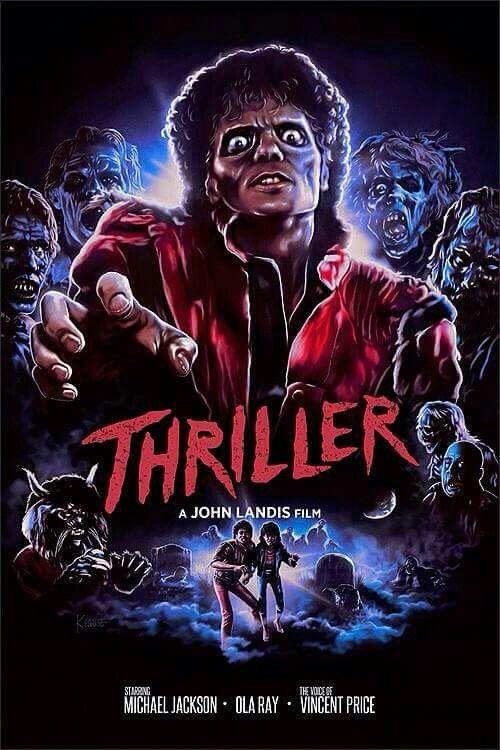 Thriller es una de varias canciones emblemáticas Halloween.