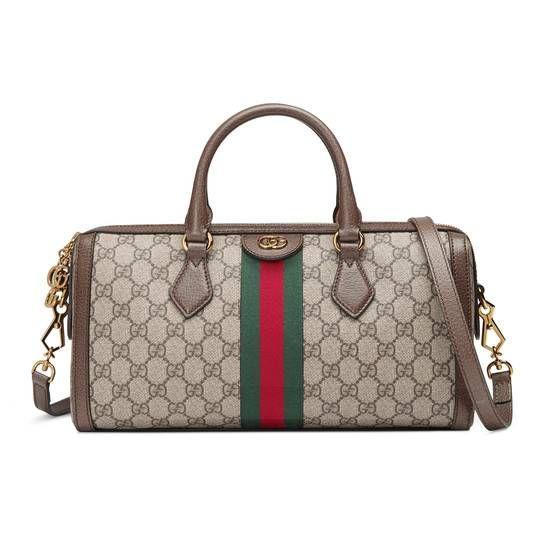 d558f2b7e883 Ophidia GG medium top handle bag in 2019 | purses | Gucci purses ...