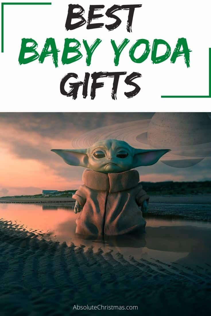 Best baby yoda gifts for mandalorian fans movie gift