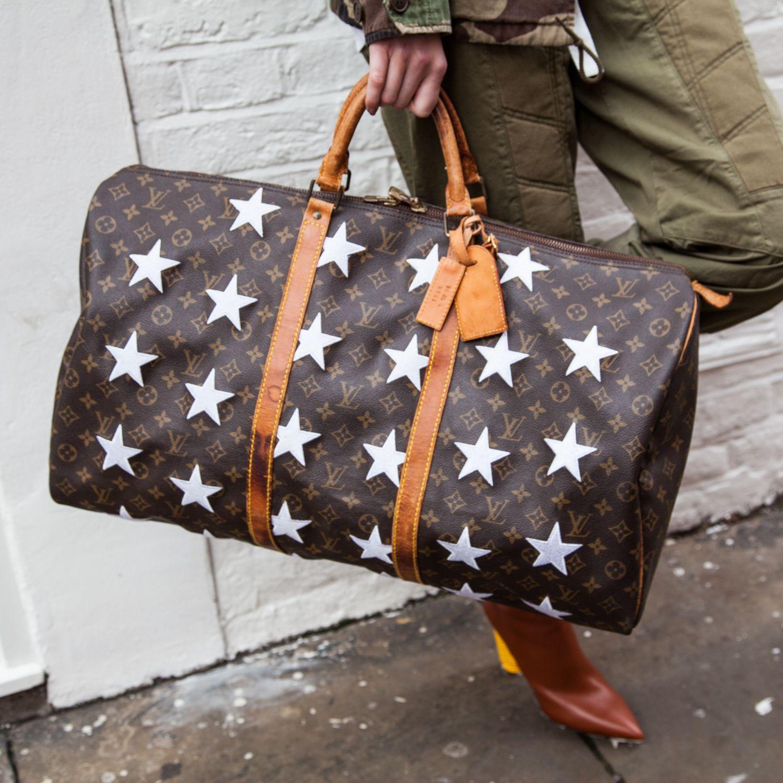 b474dad47bf Medium Rare Customized Stars Louis Vuitton Bag   Handbag   Louis ...