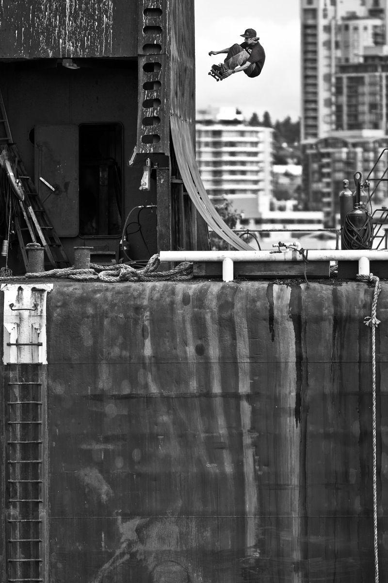 Photographer: Scott Serfas // Athlete: Ryan Decenzo // Location: Vancouver, BC, Canada