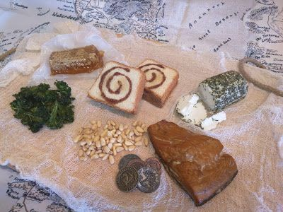 Elven Trail Ration Prop | Edible Treats | Rpg, Ethnic