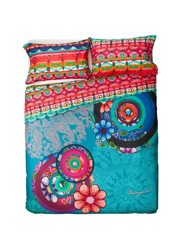 Desigual Duvet Cover Handflower 260x240 179 09 Fashion