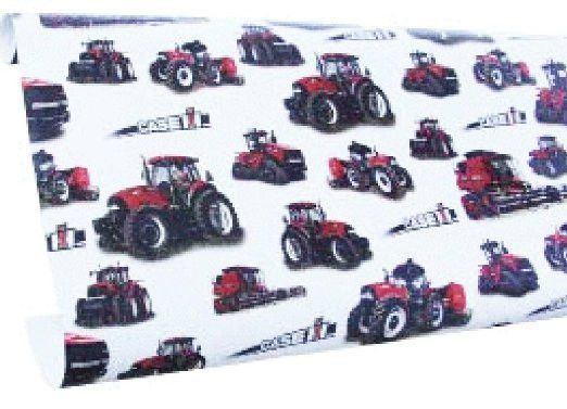 Case Ih 10 Wrapping Paper Roll In White Gift Wrapping Paper