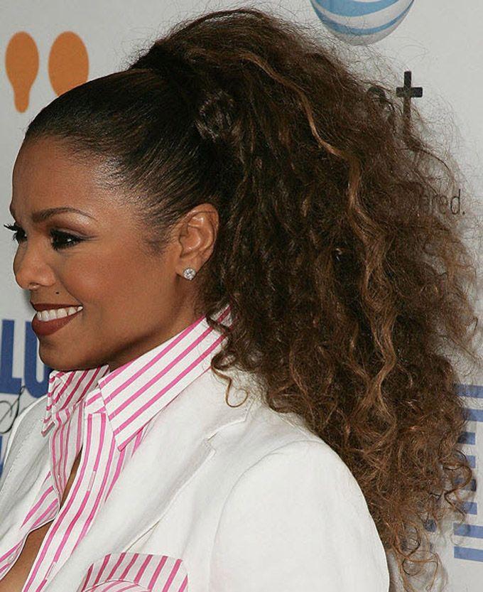 Wavy Hairstyles For Black Women Have Beautiful Wavy Hair Arrangement