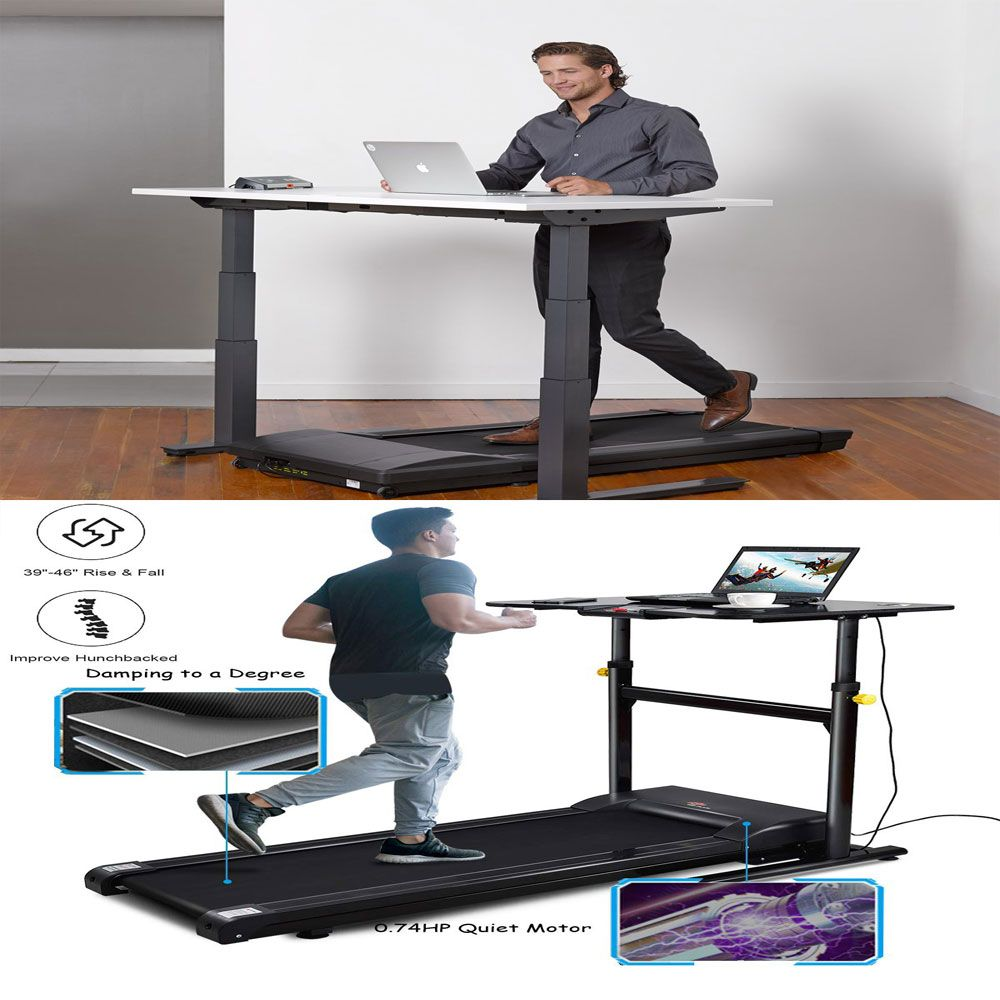 10 best under desk treadmills that will suit your home or
