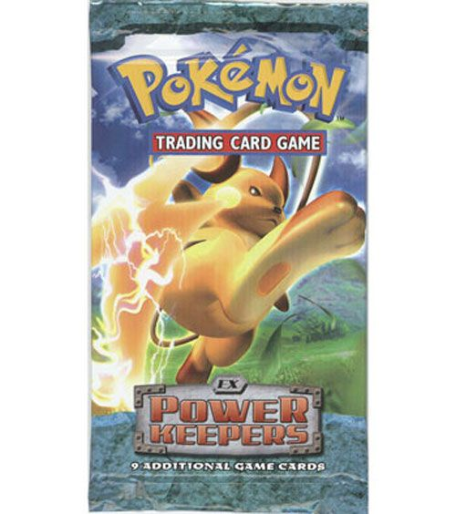 Pokemon Cards - EX POWER KEEPERS - Booster