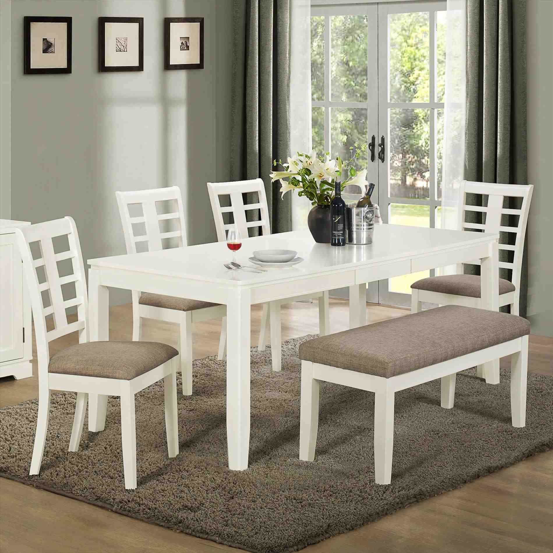 New Post Small Kitchen Table With Bench And Chairs Decors Ideas