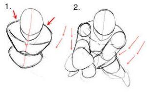Dragon ball Z pose 4
