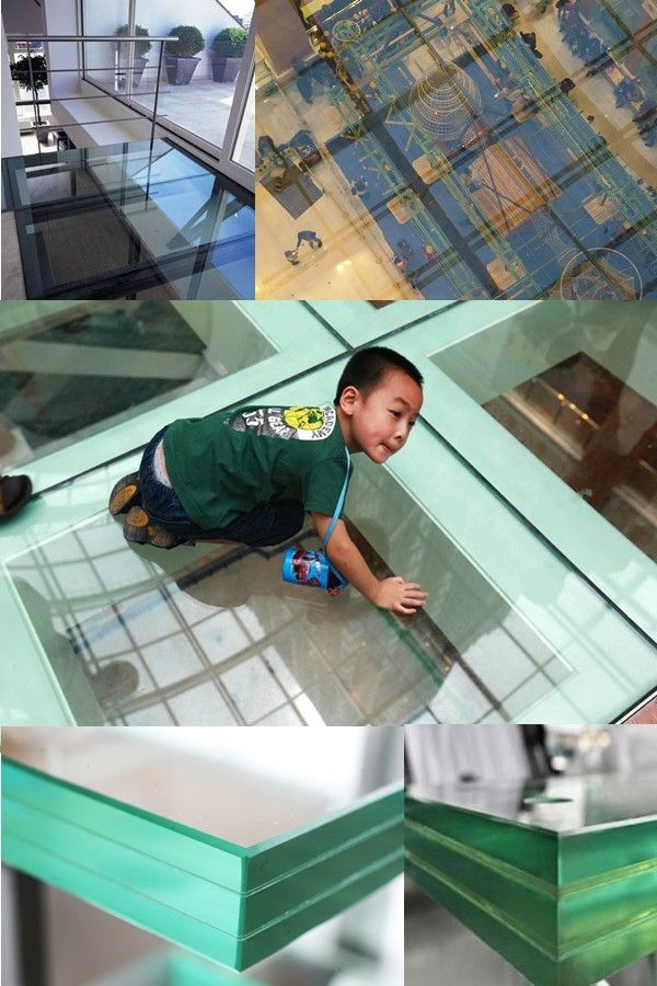 Best Manufacturing Different Types Staircase Glass 6 6 6Mm 8 8 640 x 480