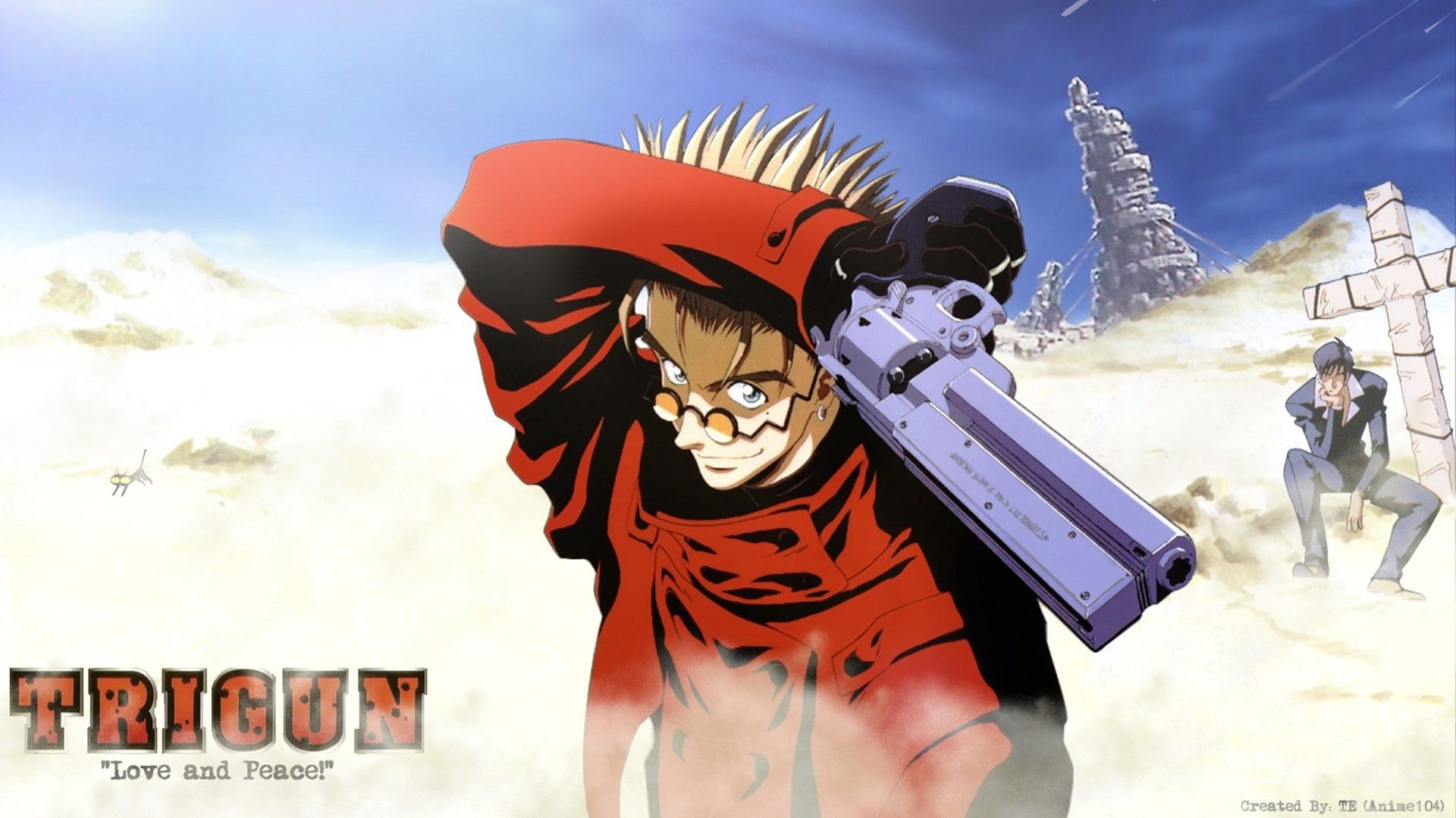 Res 1920x1080 Trigun Wallpapers For Iphone 5 Wtg20064782 Trigun Anime Anime Images