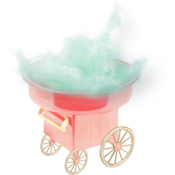 Nld Candilicious Cotton Candy Machine Png Cotton Candy Machine Food Clipart Disney Scrapbook