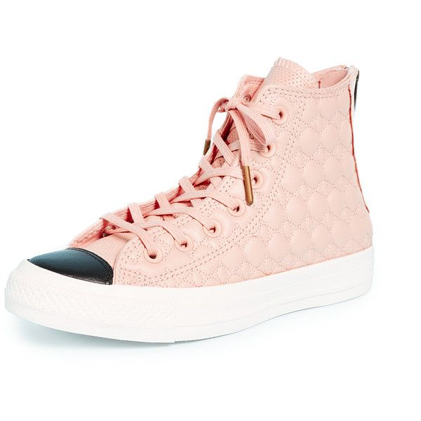 perforated lace-up sneakers - Pink & Purple Converse qbEhOP