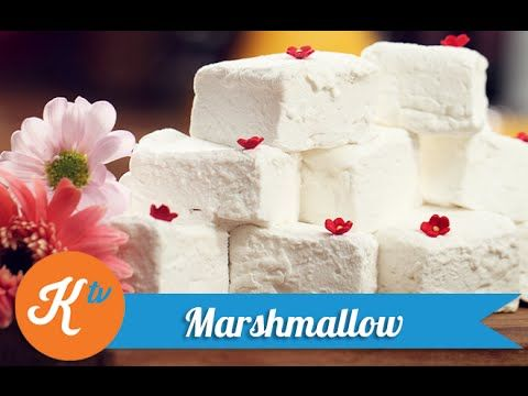 Resep Marshmallow Marshmallow Recipe Video Putri Miranti Kue Kering Resep Resep Kue
