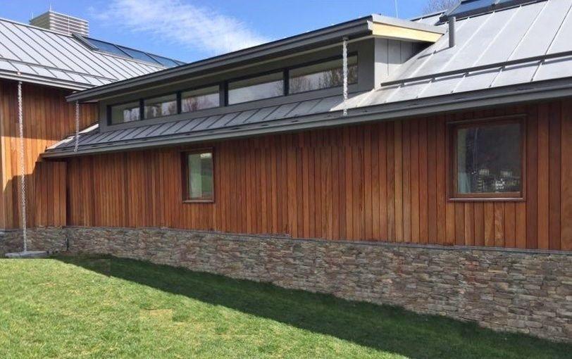Wood Look Siding Shakes And Panels Rusticseries Woodtone In 2020 Vinyl Siding Wood Panel Siding Vertical Wood Siding