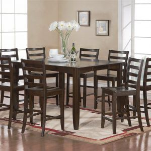 Glass Dining Room Table 8 Chairs  Httpecigcoach New Round Dining Room Table Seats 8 Decorating Design