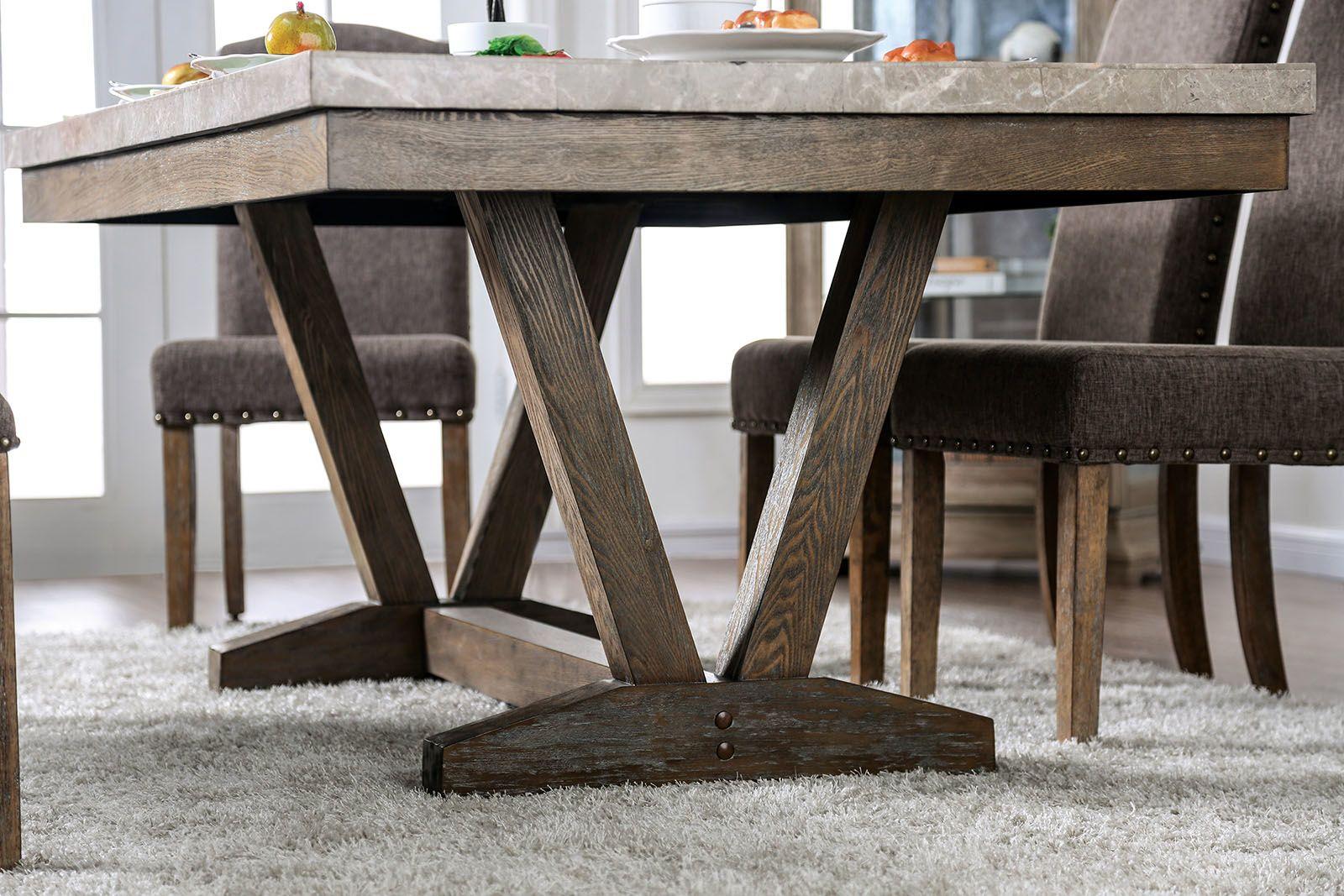 Bridgen Table In 2020 Marble Top Dining Table