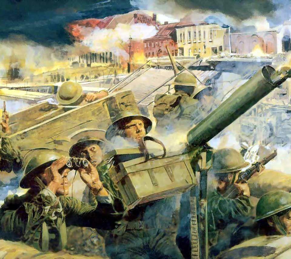 Картинки вторая война