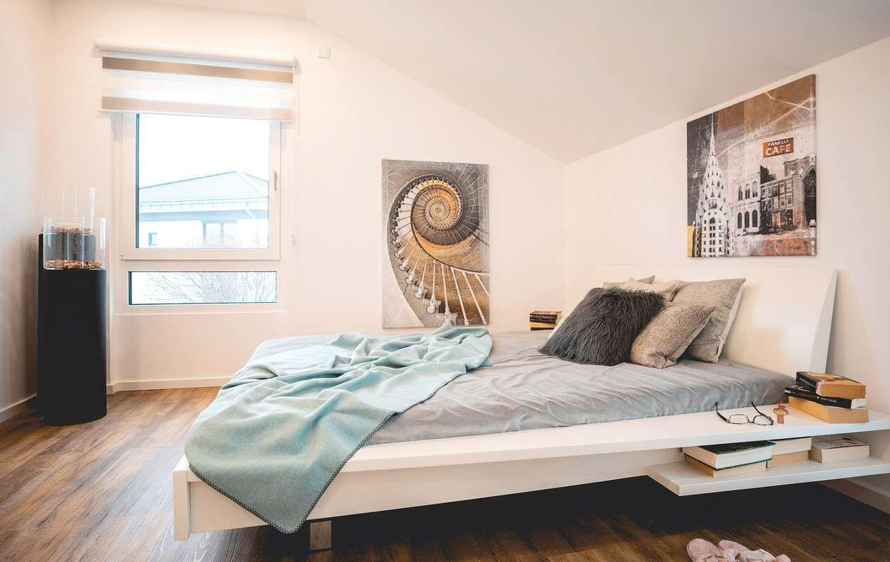 Living Haus SUNSHINE 154 Chemnitz Schlafzimmer