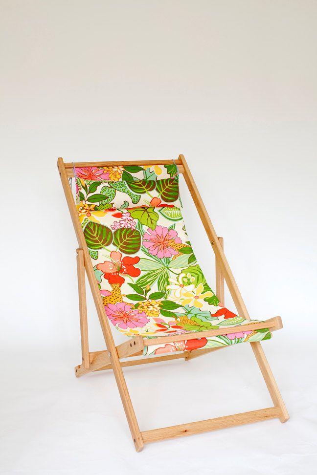 Transat fleuri pour we ensoleillé - #motherday Quinchos - sillas de playa