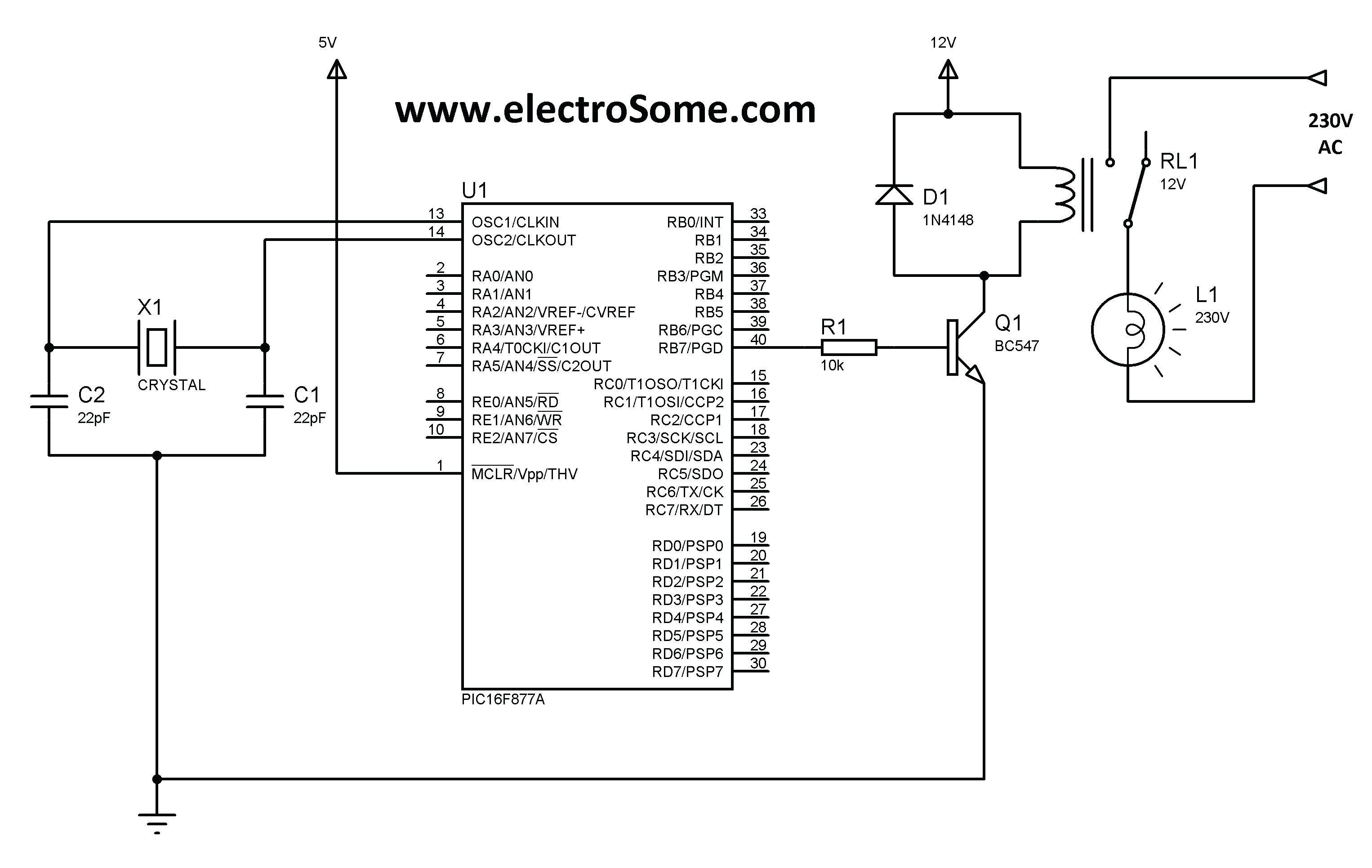New Contactor Wiring Diagram Ac Unit Diagramsample