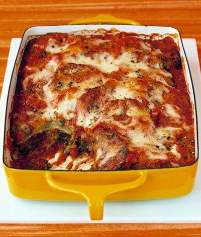 Best 25+ Eggplant parmesan lasagna ideas on Pinterest ...