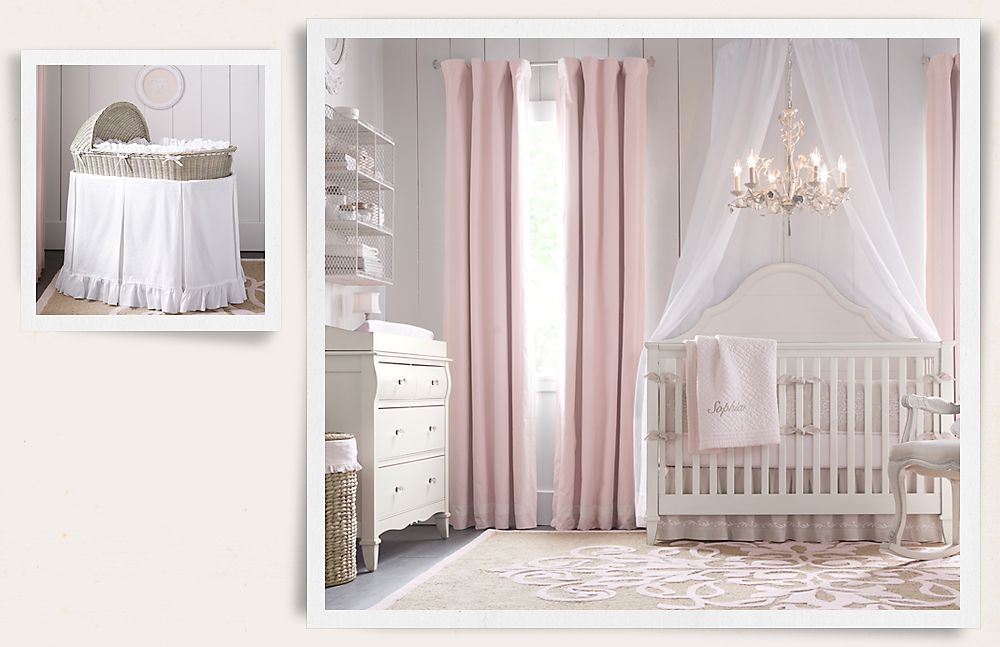 More Ruffles! Double Ruffle Bed Skirt | Home: Nursery Notations | Pinterest  | Nursery, Gray Color And Color Combos