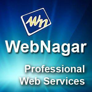 A Professional Website Designing (CMS), Hosting at www.webnagar.net