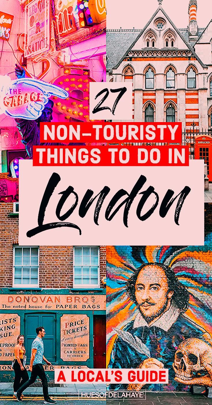 Photo of 27 Cool Non touristy things to do in London
