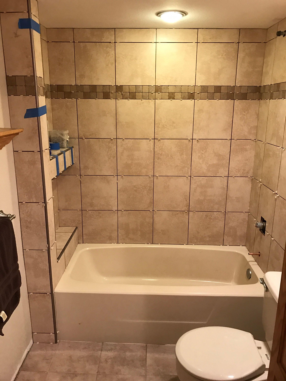 Cordova Beige Lowes Ceramic Tile Lowes Bathroom Bathroom Design