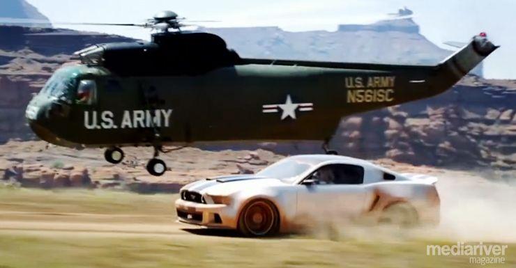 Need for Speed to film oparty na znanej wszystkim grze komputerowej. Kochasz szybkie samochody? Wyruszaj do kina! Premiera już 21 marca!