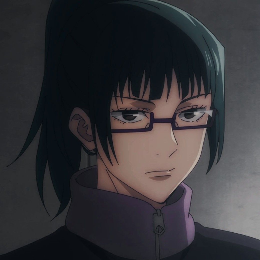 Maki Icons Anime Anime Memes Otaku Jujutsu