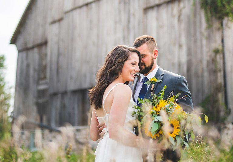 Best barn wedding venues near barrie ontario estate