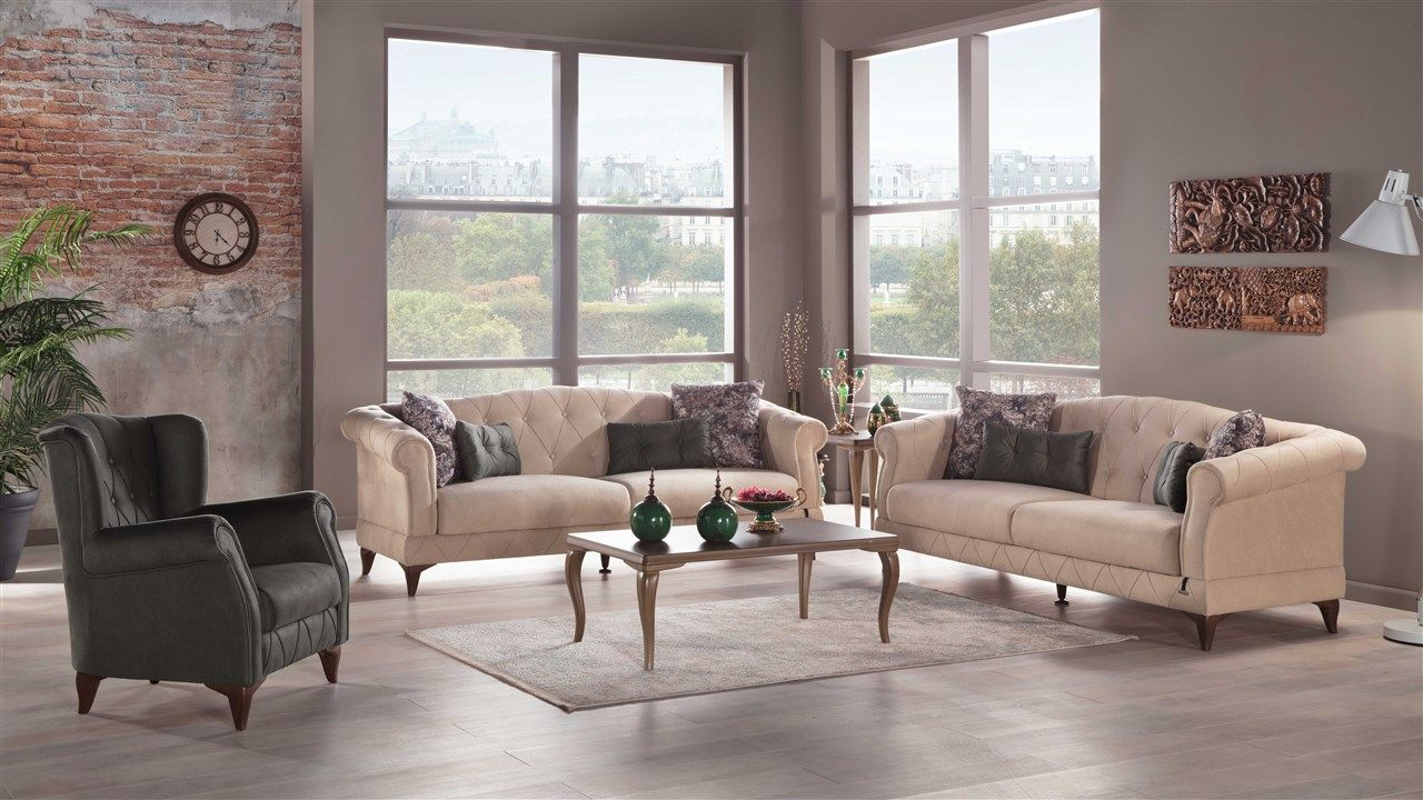 Volga Koltuk Takimi Bellona Mobilya Modern Furniture Sofas Modern Furniture Living Room Modern Sofa Set