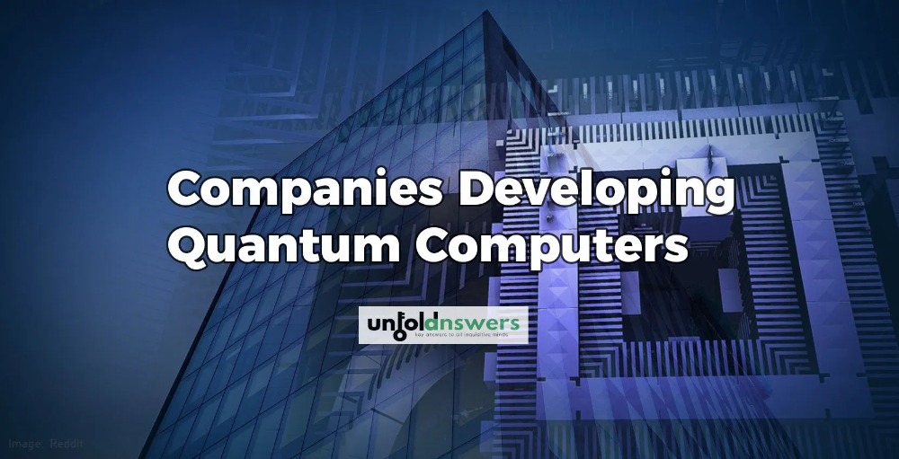 Top 10 Companies Developing Quantum Computers Quantum Computer Chinese Academy Of Sciences Quantum