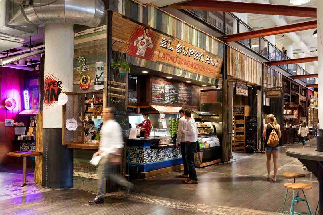 Image result for latin city food hall chicago ponce city