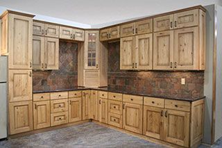 Rustic Oak Kitchen Cheap Rustic Kitchen Cabinets Rustic