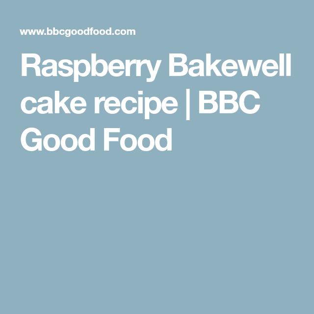 Raspberry bakewell cake recipe bbc good food desserts raspberry bakewell cake recipe bbc good food forumfinder Images