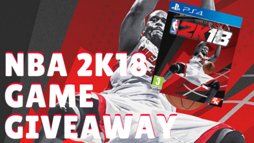 Win Nba 2k18 Legend Edition For The Console Of Your Choice Ifttt Reddit Giveaways Freebies Contests Game Giveaway Sweepstakes Giveaway
