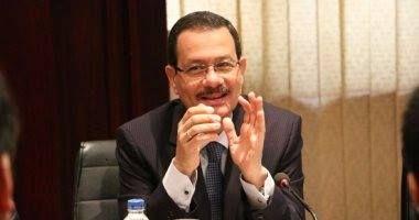 أحمد درويش: نسبة العمالة المصرية بالمنطقة الاقتصادية لقناة السويس 90% -                                                                                               دانة الحديدى…