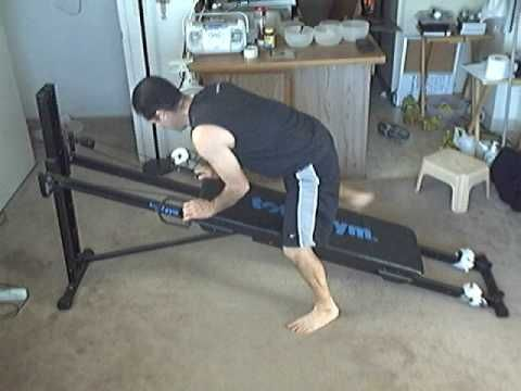 my older total gym video total gym pinterest total gym and gym rh pinterest com Total Gym Ultra Exercise Manual total gym ultra exercise manual