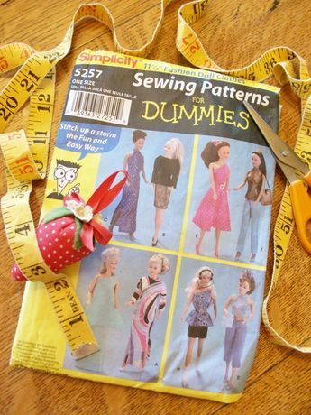 Free Printable Doll Clothes Patterns | Old sewing patterns for dolls ...